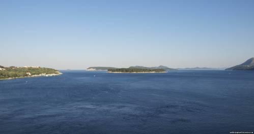 Хорватские берега