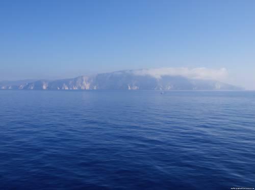 Мимо острова Закинтос