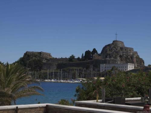 Корфу. Старая крепость